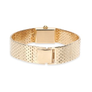 Tiffany & Co. Classique Classique Women's Watch in 14kt Yellow Gold