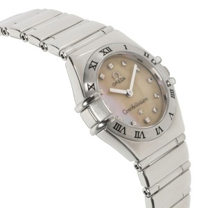 Omega Constellation 1561.71 Women's Watch in  Stainless Steel