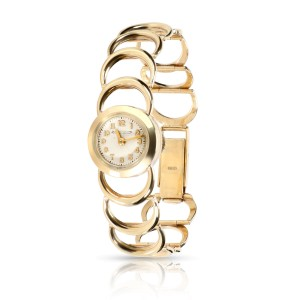 Jaeger-LeCoultre Vintage Dress Vintage Dress Women's Watch in  Yellow Gold