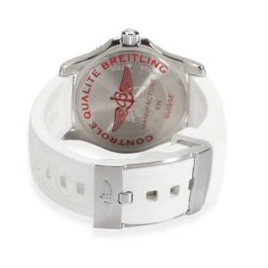 Breitling Superocean II A17316D21A151 Unisex Watch in  Stainless Steel