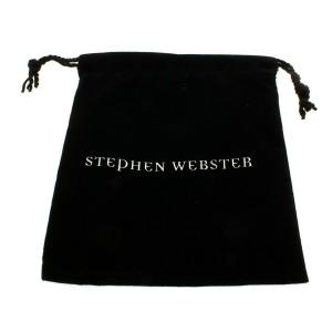 Stephen Webster Superstone 3 Row Bracelet Blue Cat's Eye Crystal Haze