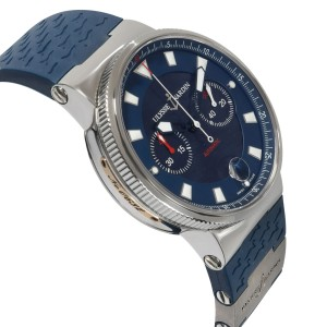 Ulysse Nardin 353-68 Men's Watch in Steel