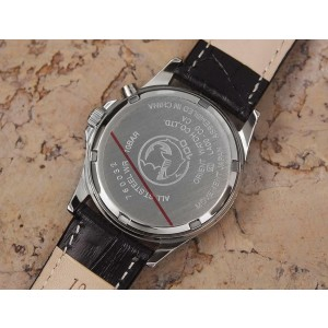 Mens Orient Jupiter 35mm Quartz Dress Watch, c.1990s DSI38