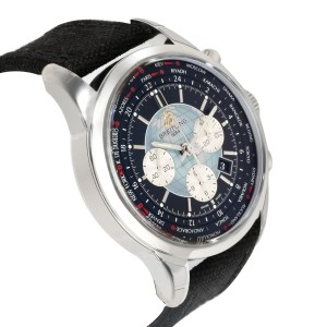 Unworn Breitling Transocean Unitime AB0510U4/BB62 Men's Watch in Stainless Steel
