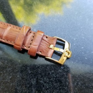 Mens Omega 34mm cal.560 10k GF Date Automatic, c.1960s Swiss Vintage LV400