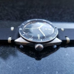 Mens Omega Midsize Seamaster 120 31mm Date Automatic, c.1960s Vintage LV617