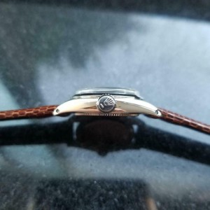 Ladies Rolex Oyster Precision Ref.6410 24mm Manual Wind, c.1960s Swiss LV700BRN