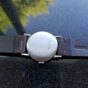 Mens Rolex Ref.3742 33mm Hand-Wind Military Watch c.1930s Rare Vintage MS101