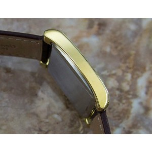 Mens Omega Geneve Cal 620 36mm Gold Plated Hand-Wind, c.1960s Vintage MX37