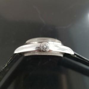 Mens Midsize Rolex Osyterdate Precision Ref.6066 30mm Hand-Wind, c.1950s MA173