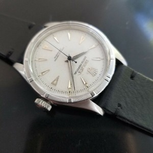 Mens Rolex Oyster Perpetual Ref.6303 34mm Automatic Dress Watch, c.1950s MA176