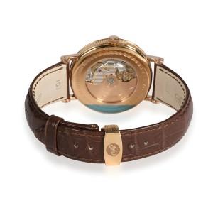Breguet Classique Moonphase Power-Reserve 7787BR/29/9V6 Men's Watch in 18kt Rose