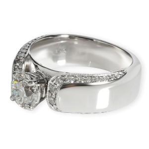 IGI Certified Shane & Co. Diamond Engagement Ring in 14K Gold G VS2 1.44 CTW