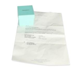 Tiffany & Co. Baguette Diamond Eternity Band in  Platinum 2.32 CTW