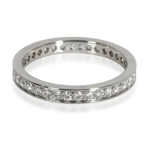Cartier Ballerine Diamond Eternity Wedding Band in Platinum 0.50 CTW