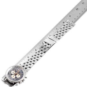 Breitling Navitimer Cosmonaute Exhibition Caseback Mens Watch D12023