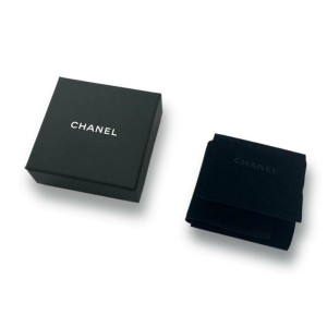 Chanel Airmail Letter Brooch