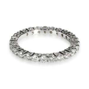Tiffany & Co. Embrace Diamond Eternity Band in  Platinum 0.85 CTW