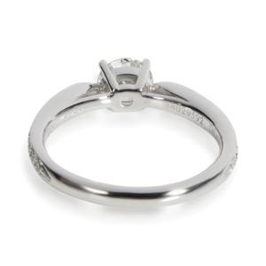 Tiffany & Co. Harmony Diamond Engagement Ring in  Platinum 0.58 CTW