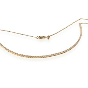My Story Diamond Pixie Necklace in 14K Yellow Gold 1.27 ctw