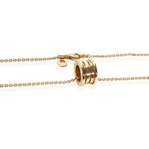 Bulgari B.zero1 Necklace in 18K Yellow Gold