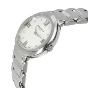 Baume & Mercier Promesse MOA10158 Women's Watch in  Stainless Steel