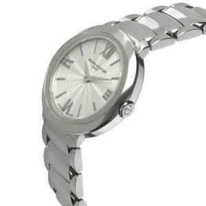 Baume & Mercier Promesse MOA10157 Women's Watch in  Stainless Steel