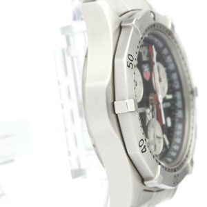 Polished TAG HEUER 2000 Classic Professional Chronograph Watch CK1110