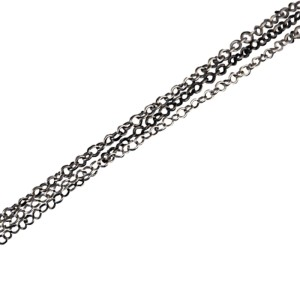 Gubelin 18K White Gold & Diamond Necklace