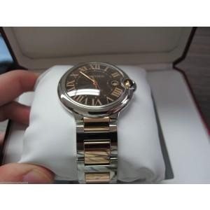 Cartier Ballon Bleu W6920032 42mm Mens Watch