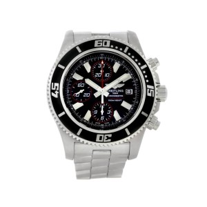 Breitling SuperOcean Chronograph A13341 Stainless Steel 44mm Watch