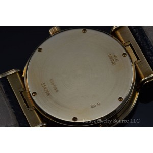 Van Cleef & Arpels VCA 132054 Roma 18K Yellow Gold Automatic Unisex Watch