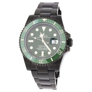 Rolex Submariner 116610 40mm Mene Watch
