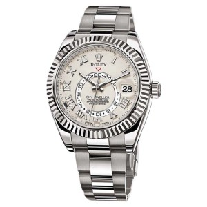 Rolex Sky-Dweller 326939 42mm Mens Watch