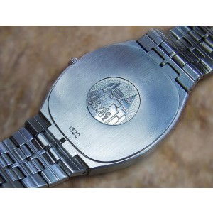 Omega Deville Stainless Steel Vintage 33mm Mens Watch
