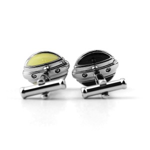 MONTBLANC HERITAGE BICOLOR LACQUER REVERSIBLE CUFFLINKS NEW GERMANY 109775