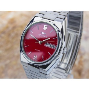 Technos Vintage 35mm Mens Watch