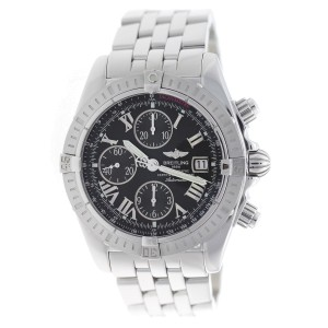Breitling Chronomat Evolution A1335611/B898 44mm Mens Watch