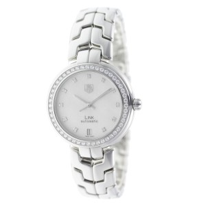 Tag Heuer Link WAT2314.BA0956 34.5mm Womens Watch
