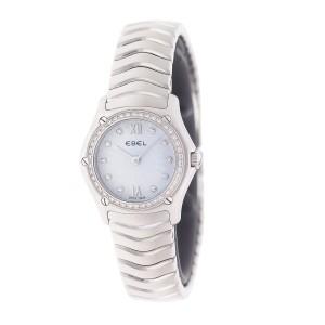 Ebel Classic Wave 9157F14-24725 23mm Womens Watch