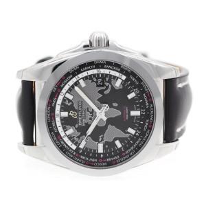 Breitling Galactic Unitime WB3510U4/BD94-435X 44mm Mens Watch