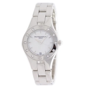 Baume & Mercier Linea MOA10071 32mm Womens Watch