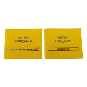 Breitling Crosswind Cockpit C49350 41mm Mens Watch Watch