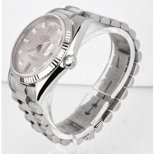 Rolex Day-Date 18239 36mm Unisex Watch