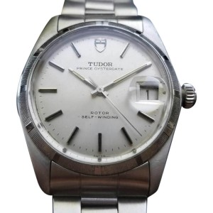 Tudor Prince Oysterdate 7989/0 Vintage 34mm Mens Watch