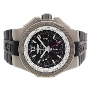 Breitling Bentley Gmt EB043335/BD78 45mm Mens Watch
