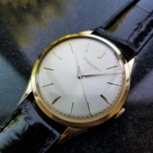IWC Dress Vintage 36mm Mens Watch