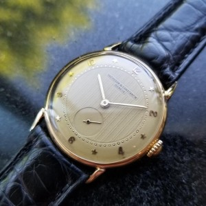 Vacheron Constantin Vintage 30mm Mens Watch