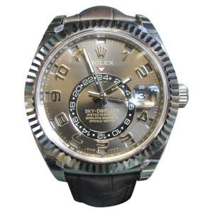 Rolex Skydweller 326135 42mm Mens Watch