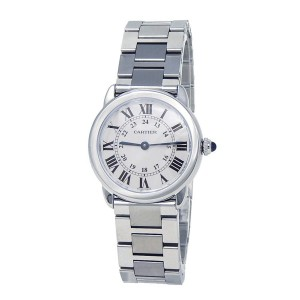 Cartier Ronde Solo W6701004 30mm Womens Watch